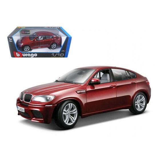 BMW X6 M1:18