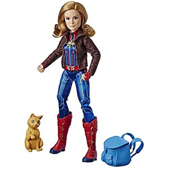 CAPTAIN MARVEL AND MARVELS GOOSE