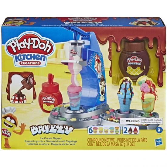 Play-Doh Kitchen Creations Drizzy Ice Cream