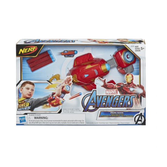 Avengers POWER MOVES ROLE PLAY IRON MAN